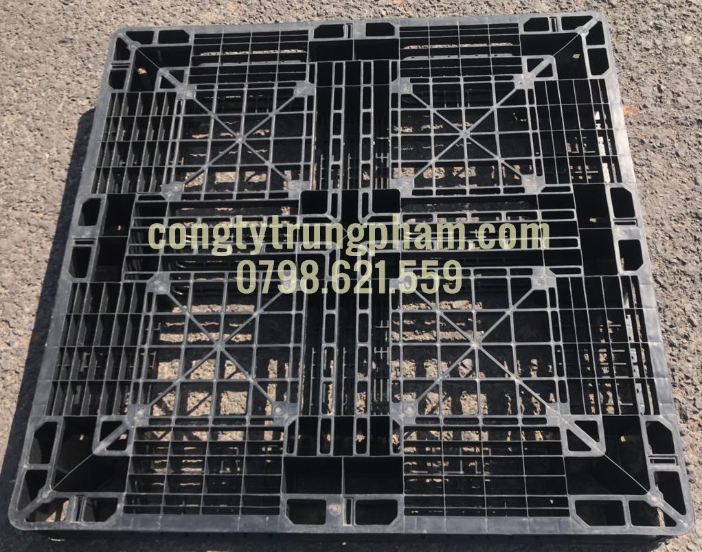 Pallet nhựa 1100x1100x120