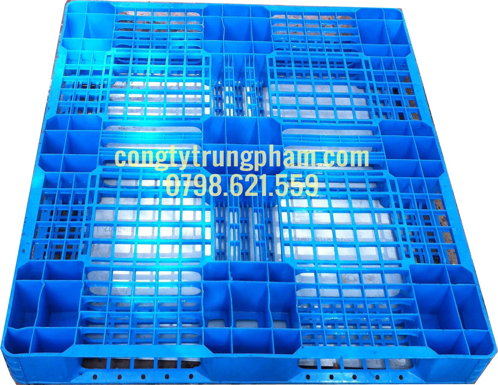 Pallet nhựa 1150x985x120