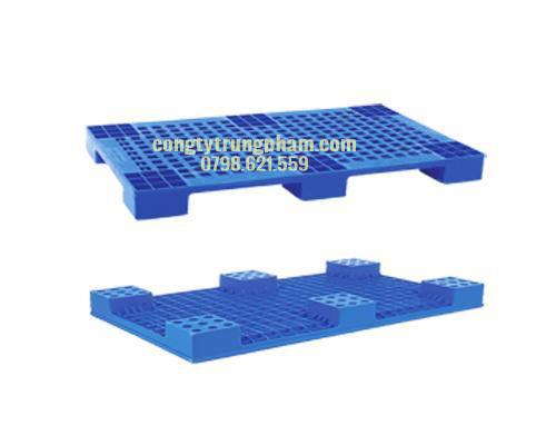 Pallet nhựa 600x1000x100