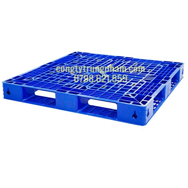 Pallet nhựa 1100x1100x200
