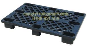 Pallet nhựa Hàn Quốc gù 800x1200x145